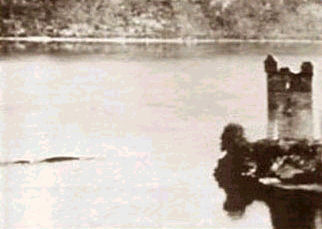 Loch Ness monster Lake